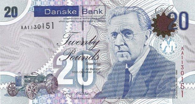 Irish Banknotes Latest News Pam West British Bank Notes